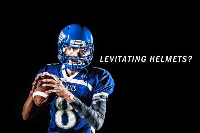 football-helmets