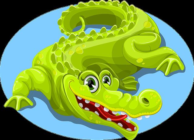 alligator illustration