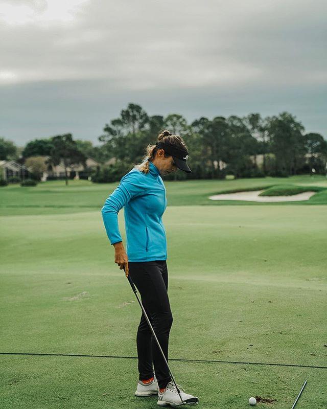Beatrize Recari female golfer