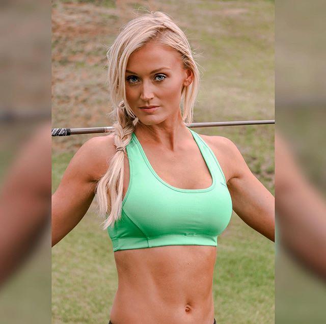 blair o'neal hottest female golfer