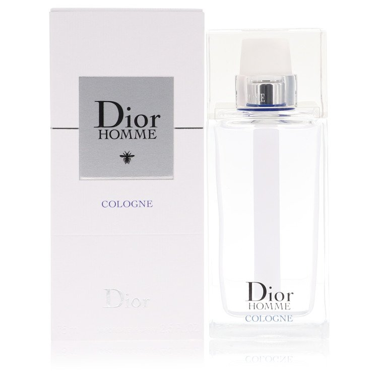 Dior Homme cologne with bergamot