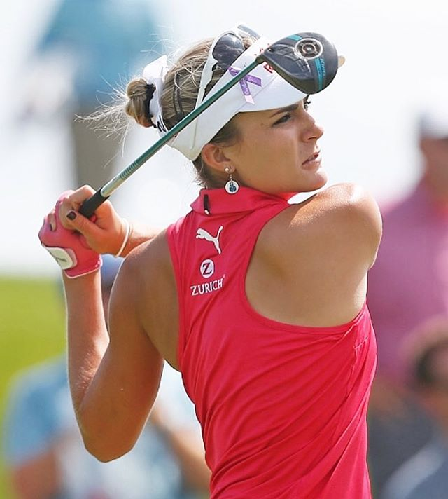lexi thompason hottest LPGA golfer
