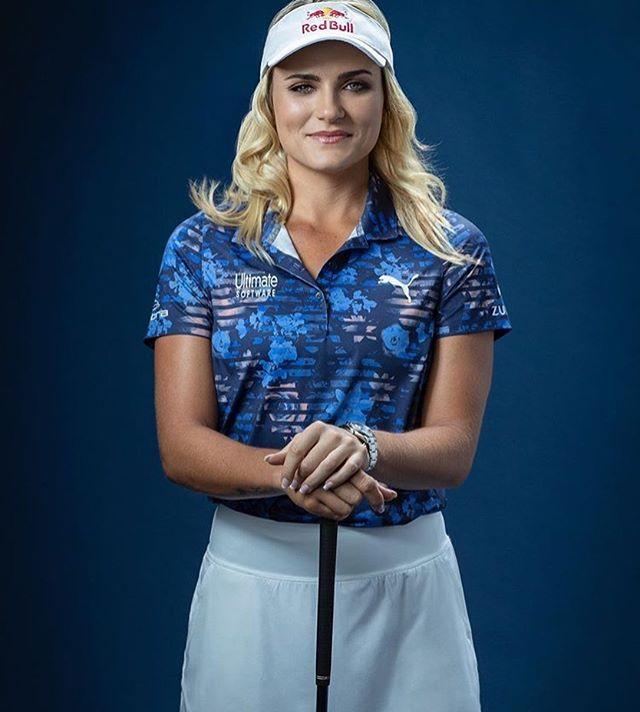Lexi LPGA female golfer