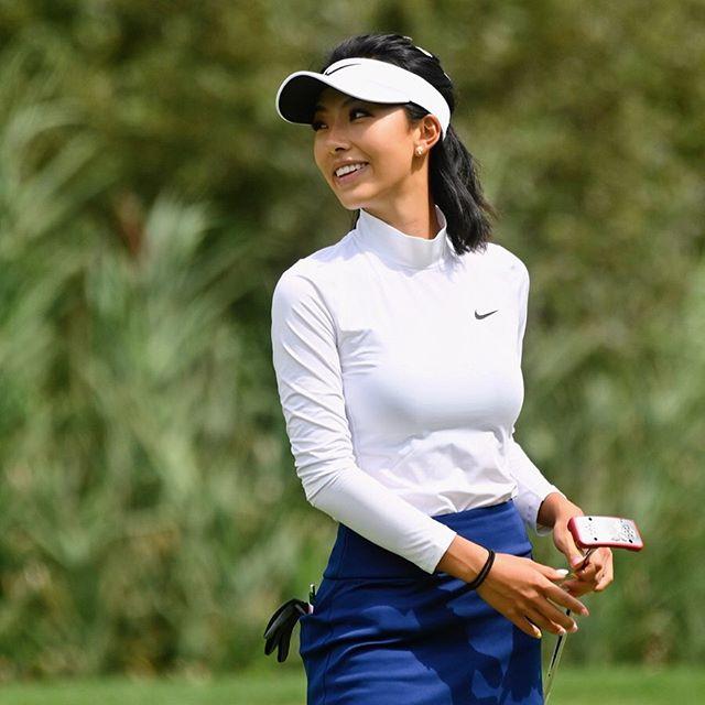 muni he LPGA golfer