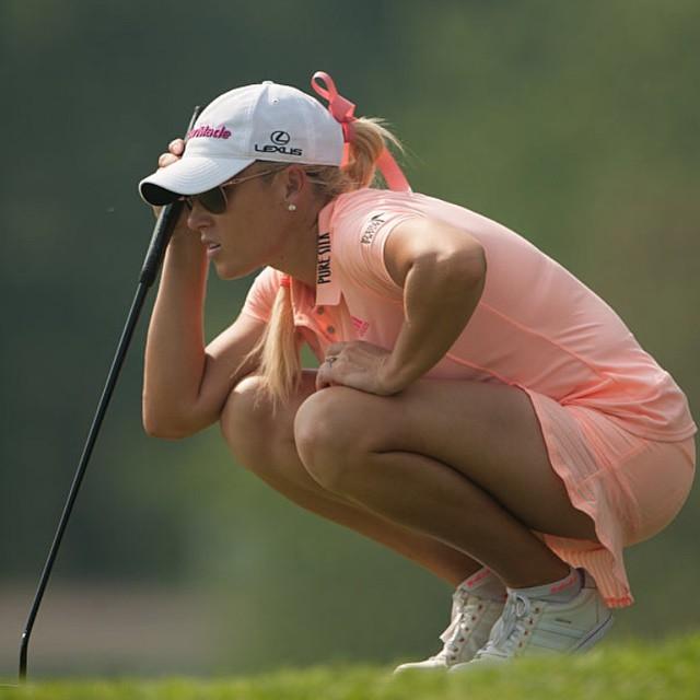 natalie gulbis beautiful golfer