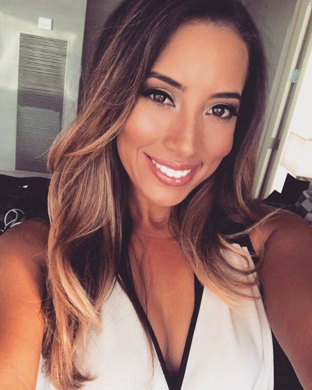 hot female golfer: Cheyenne Woods