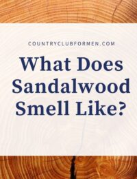 What Does Sandalwood Smell Like?