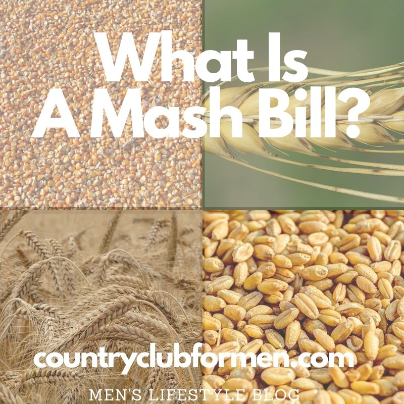 what is a mash bill