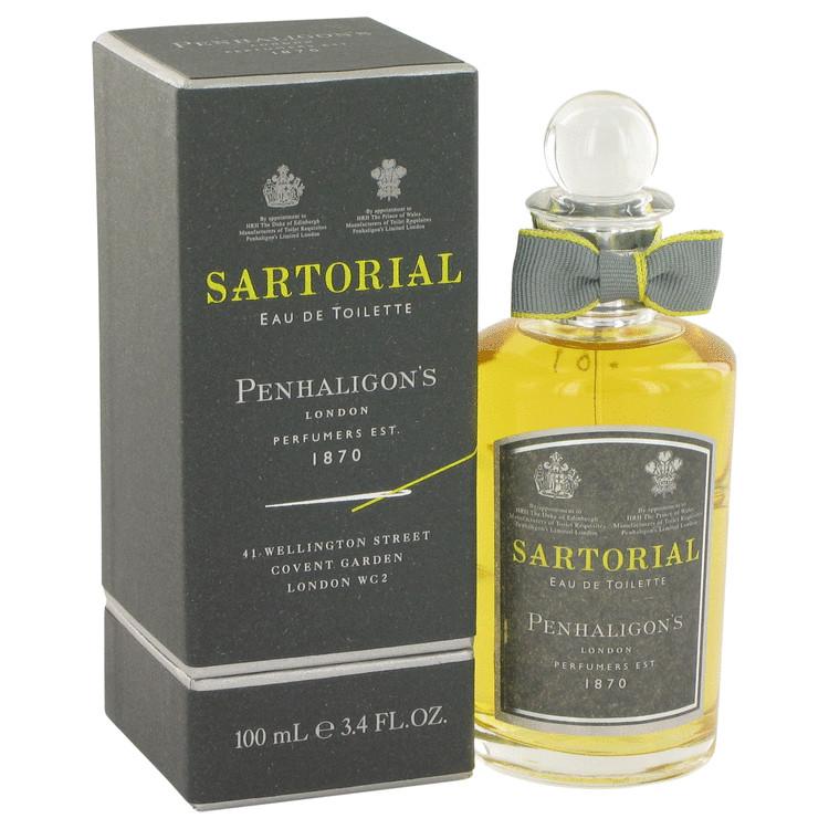 Best fougere fragrance:  Penhaligon's Sartorial