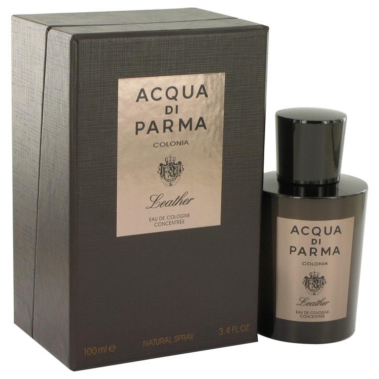 Acqu di Parma Leather Cologne