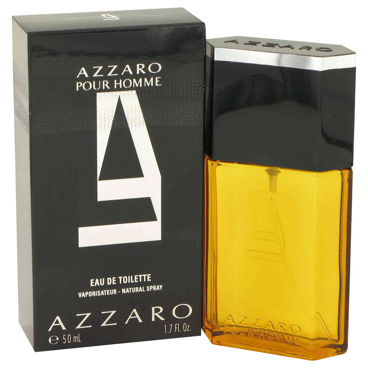 Azzaro cologne of the 1970's