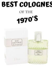 Best Men's Cologne From The 70's