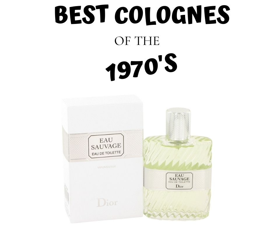 best cologne of the 70's