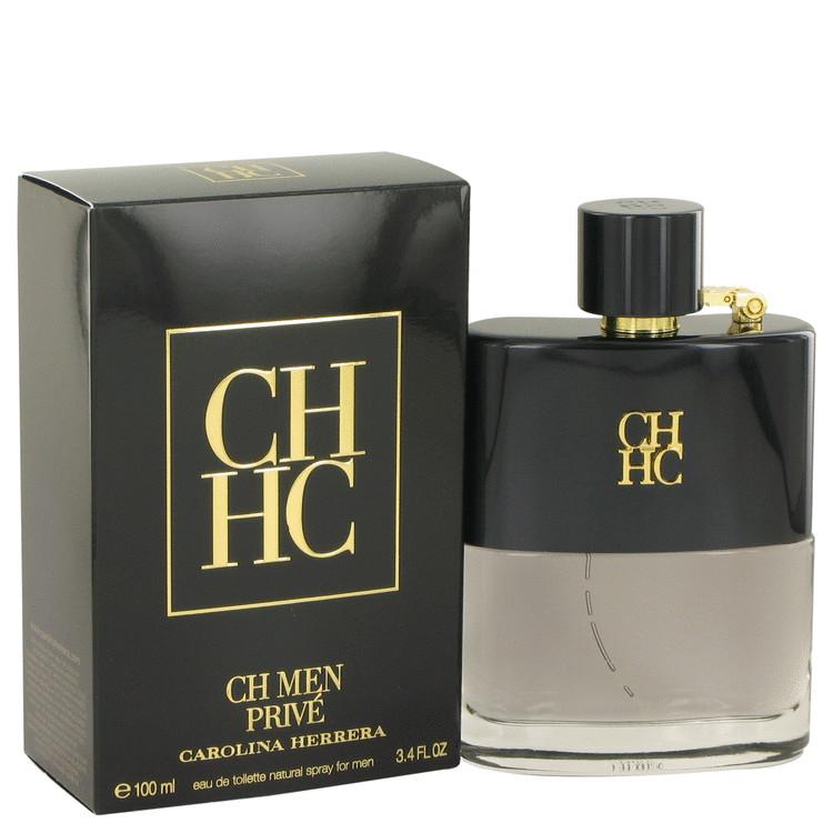 CH Prive Men Leather scented cologne