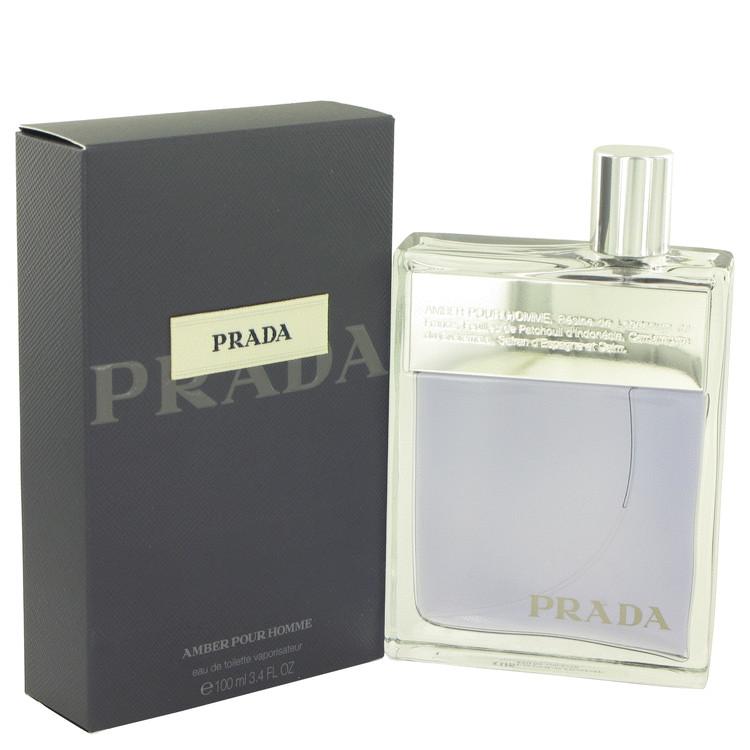 Best soapy fragrance Prada Amber