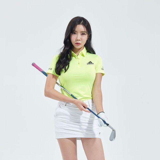 Shin Ae Ahn hot female golfer